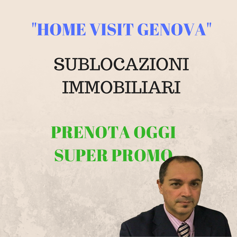 3 POSTI SUBLOCAZIONI @ Genova -Tower Airport Hotel